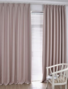 Solid 100% Environmental blackout Drapes and Curtains