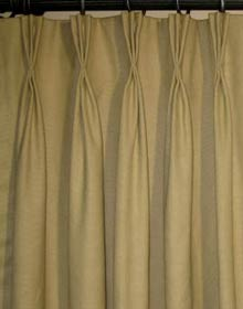 Solid 100% Linen Drapes And Curtains